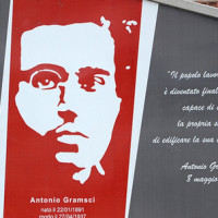 Gramsci square, Rimini, Italy. Photo by Betta!